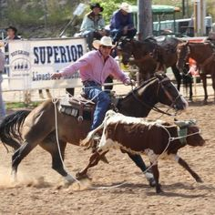 Steer Tripping