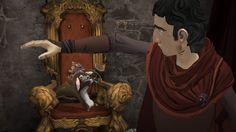 King's Quest received a bonus epilogue episode yesterday: I'm a pretty big fan of old-school point-and-click adventure games. Grim Fandango…
