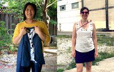 STONEMOUNTAIN & DAUGHTER FABRIC: Me Made May - Week 3 Roundup