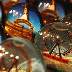 Snow globes have been produced to a secret recipe from the same Viennese family for three generations. Visit their showroom or find their creations all over the city. Austria Food, Snow Globes, Christmas Bulbs, Miniatures, Secret Recipe, Hungary, Holiday Decor, Showroom, Foods