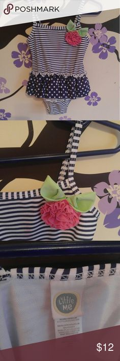 (3 for $25) Swimsuit New listing: Purchase for list price or bundle with any items that says 3 for $25.  SAVE BIG!!! Bundle 3 and offer $25. Mix & Match: Womens, Kids, & Men  Never worn and purchased at Belk. Little Me Swim One Piece