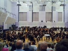 My Time with the BBC Philharmonic Orchestra at MediaCityUK, Salford.