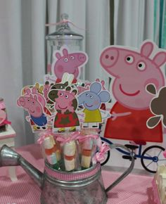 Peppa Pig Birthday Party Ideas | Photo 1 of 12 | Catch My Party