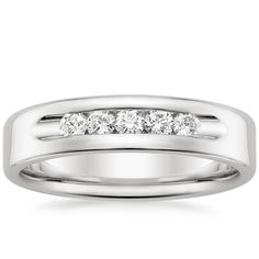 18K White Gold Denali Ring (1/3 ct. tw.) from Brilliant Earth
