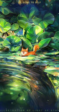 Fantasy Art Landscapes, Fantasy Landscape, Pretty Art, Cute Art, Art Plastic, Scenery Wallpaper, Environment Concept Art, Environmental Art, Anime Scenery