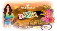 New Collection: Essence Viva Brasil Summer 2014 http://beautifulwithbrains.com/2014/04/29/collection-essence-viva-brasil-summer-2014/ #MakeupCafe