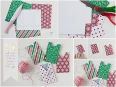 Simple Paper Sleeves | 24 Cute And Clever Ways To Give A Gift Card