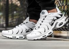 11a6d61a0ed The Nike Air Max Plus gets another ferocious colorway for its loyal fans  with this new