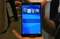 Hands-on with the Galaxy Tab 4 Nook - http://www.aivanet.com/2014/08/hands-on-with-the-galaxy-tab-4-nook/