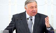 French Senate president to visit Egypt Nov…