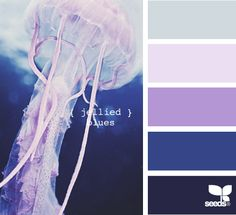 these are my colors - jellied blues