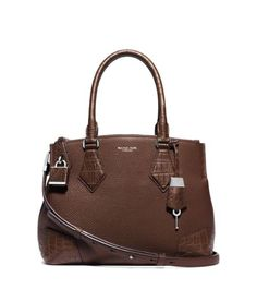 http://www.michaelkors.com/casey-medium-leather-and-crocodile-satchel (was $3,300.00) now $742.50