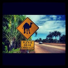 Broome Australia. What's wrong with this pic? I'M NOT IN IT.