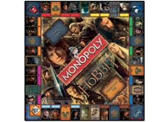 MONOPOLY Hobbit - Smaugs Einöde #monopoly #hobbit #smaug