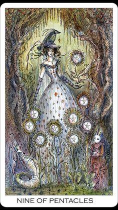 victorian fairy tarot - Google Search