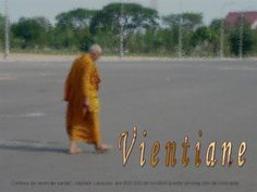 """Vientiane (literally """"City of Sandalwood"""") is the capital and largest city of Laos, situated in the Mekong river. Vientiane became the capital in 1563 due to fears of a Burmese invasion. During French rule, Vientiane was the administrative capital and due to economic growth in recent times, it has become the economic centre of Laos. Vientiane, Burmese, Laos, Centre, Presentation, River, French, City, French People"""