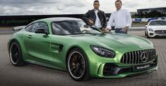 Lewis Hamilton Wants To Design A Limited Edition Mercedes-AMG LH #AMG #celebrities