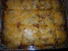 We love the Market Day Spaghetti Pie casserole. This is my own version that the kids like even better and its cheaper!