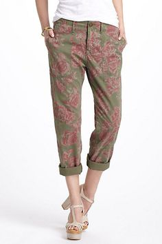 Current/Elliott The Army Pant - Anthropologie.com