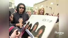 cool Canadian News Headlines - Texas calf a look-a-like for KISS frontman Gene Simmons - National #News in #Canada Check more at http://sherwoodparkweather.com/canadian-news-headlines-texas-calf-a-look-a-like-for-kiss-frontman-gene-simmons-national-news-in-canada/
