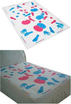 Karmasheetra! 12 Coolest Sheets & Blankets - Oddee.com (creative sheets, cool blankets)