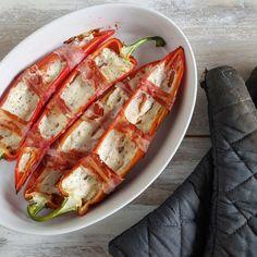 Zucchini, Ricotta, Feta, Bacon, Vegetables, Fodmap, Green Beans, Salad, Vegetable Recipes