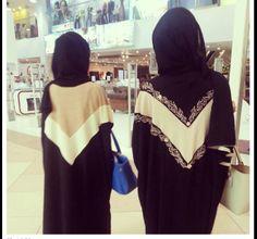 Abaya Niqab Fashion, Muslim Fashion, Modest Fashion, Abaya Mode, Mode Hijab, Abaya Dubai, Abaya Designs, Hijab Stile, Modern Abaya