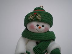 polymer clay christmas ornaments projects | Polymer Clay Christmas Ornament Patterns Pictures