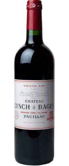 Château Lynch-Bages 2012  - Cru Classé du Médoc - 17/20 : Lynch-Bages est, comme à son habitude, un beau vin ample avec de la matière et de jolis tannins fins  En savoir plus : http://avis-vin.lefigaro.fr/vins-champagne/bordeaux/medoc/pauillac/d20571-chateau-lynch-bages/v20738-chateau-lynch-bages/vin-rouge/2012#ixzz3GlpiTPfK
