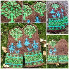Ravelry: Tree of Life pattern by Alice in Wolland
