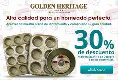 ¿Estás hart@ de que tus moldes se estropeen? Golden Heritage, la mejor calidad a un precio de escándalo. Aprovecha el 30% de descuento por lanzamiento.  www.fondant-cupcakes.com http://tienda.fondant-cupcakes.com