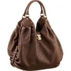 Louis Vuitton Mahina Leather XL M95998 The XL handbag in Mahina Leather is not pnly supple but spacious. It is so feminine and elegant for ladies' daily dressing.