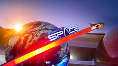 The Sun Rises Over Mission: SPACE at Epcot | Disney Parks Blog