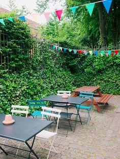 City-guide de Copenhague: toutes mes bonnes adresses Grand Parc, Vintage Buffet, Odense, Le Havre, Outdoor Furniture Sets, Outdoor Decor, Guide, Facade, Patio