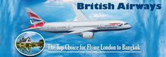 British Airways: The Top Choice for Flying London to Bangkok