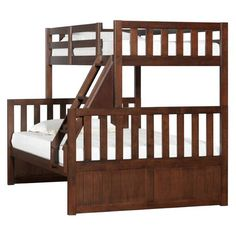 Kendall Twin Over Full Bunk Bed Pottery Barn Kids Maybe Big Boy