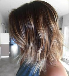 60 Inspiring Long Bob Hairstyles and Haircuts Shaggy Bronde Balayage Lob Lob Haircut, Lob Hairstyle, Uneven Haircut, Hairstyle Ideas, Hair Ideas, Long Bob Haircuts, Long Bob Hairstyles, Highlighted Hairstyles, Dread Hairstyles