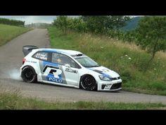 Test VW Motorsport / Polo WRC / Sebastien Ogier / Brauneberg [HD] By Devillersvideo