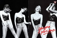 Guess, 1989.