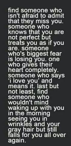 Find someone.... (I have and been blessed)