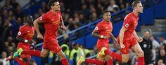 Liverpool pudo arrebatarle los tres puntos al Chelsea al derrotarlos 1-2 en la quinta jornada de la Premier League       El capitán del Live...