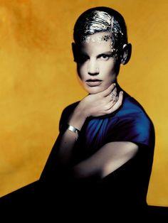 Saskia de Brauw by Paolo Roversi - Dauphin 2019 (Dauphin) High Fashion Photography, Glamour Photography, Lifestyle Photography, Editorial Photography, Paolo Roversi, Body Painting, Vogue Uk, Vogue Russia, Mario Sorrenti