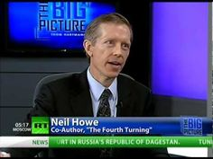 Conversations with Great Minds with Neil Howe, Pt 2