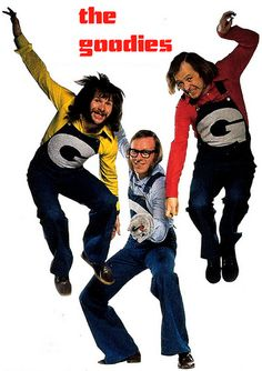 The Goodies!  I used to LOVE these guys!!!