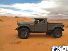 Jeep NuKaiser: Images and Driving Impression - Expedition Portal