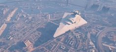 Star Destroyer in Grand Theft Auto V