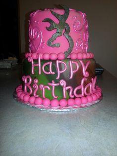Camo cake Gonna make myself one for my birthday lol Cake