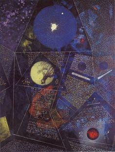 Max Ernst Jeune homme intrigué par le vol dune mouche non