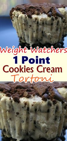 You can make these WW tortonis up in muffin cups and freeze them for whenever you need to bring out a little snack that you don't have to feel guilty about. Don't forget to Pin this so it will be SAVED to your timeline! Weight Watchers Cheesecake, Weight Watchers Diet, Weight Watchers Desserts, Waffle Recipes, Easy Cake Recipes, Ww Recipes, Ww Desserts, Dessert Recipes, Desert Recipes