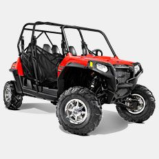 Loving the look of this 2014 edition of Polaris's RZR4!